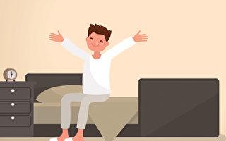 新發現:睡覺能清掉腦中廢物 老來不易失智