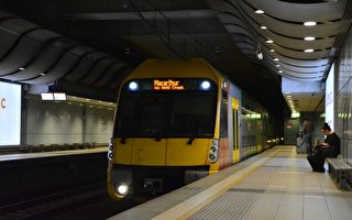悉尼火車公司釋出實時載客數據助乘客找座位