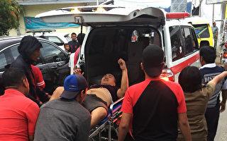 印尼一渡轮翻覆 至少128人失踪