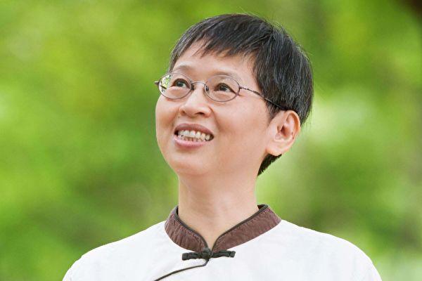 中医师温嫔容(龚安妮/大纪元)