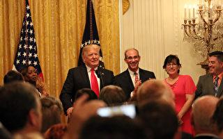 慶減稅法案實施6個月 川普:找回了美國夢