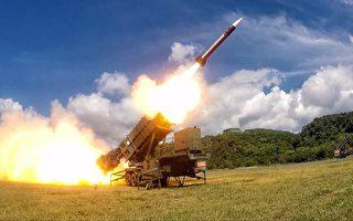 台天弓三增程型导弹可量产 拦截中共导弹