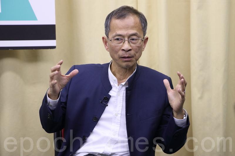 港立法會前主席:普選無望和社會不公釀抗爭