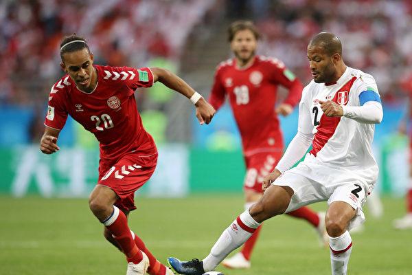 秘魯場控得勢不得分 丹麥1球小勝