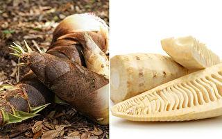 養生首選食材 低脂高纖竹筍好處多多