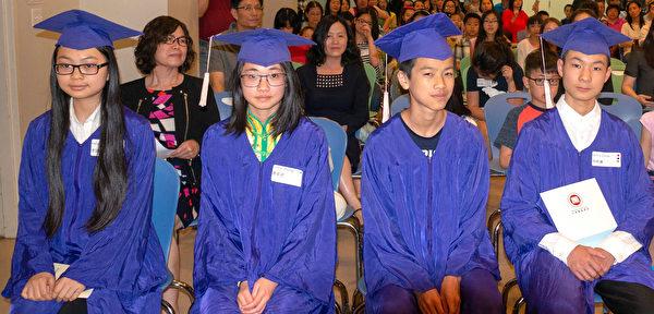 廣教畢業禮 嘉賓勉勵多說中文