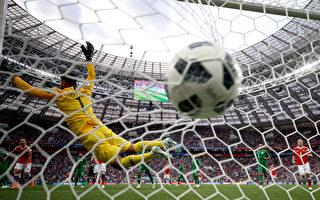 「最弱」世界盃揭幕戰 創84年來最大失分