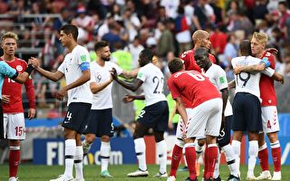 """世界杯现""""默契球"""" 法国丹麦拒争小组第一"""
