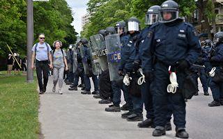G7峰会本周末举行 魁北克市应对抗议活动