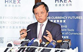 李小加:拟今年底 推人民币国债期货