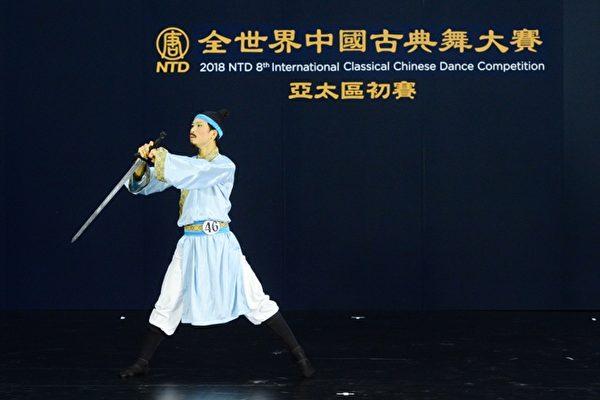 專訪中國舞亞太初賽青年男子組:復興傳統價值