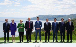 川普批加发布虚假声明 取消为G7背书
