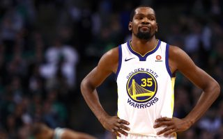 NBA競爭激烈 杜蘭特想35歲退休