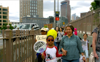 非裔學生家長反對廢SHSAT:即使我孩子受益也要講公平
