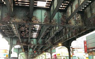 MTA斥资4500万 地铁7号线重新油漆维修