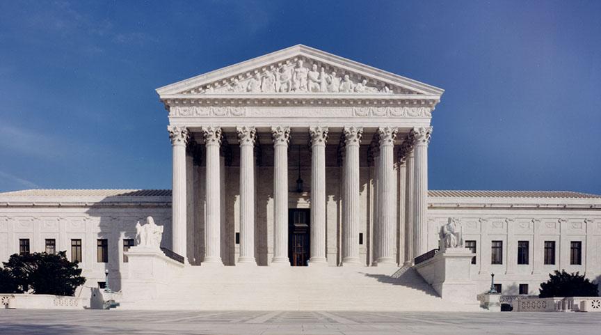 王赫:擔起歷史責任,聯邦最高法院!
