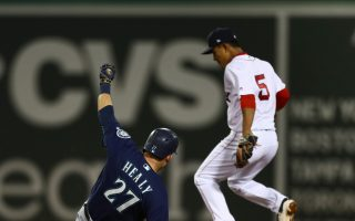 MLB林子伟重返大联盟 4打数没敲安