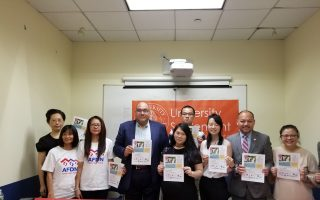 华人社区特殊家庭支援服务大会 下周二登场
