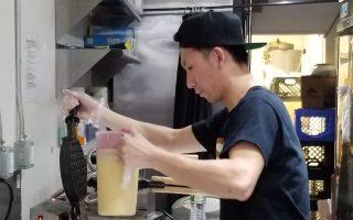 蛋仔冰淇淋爆紅 華裔二代獨辟蹊徑