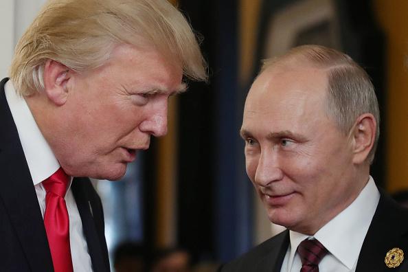 川普和普京将在第三国举行峰会