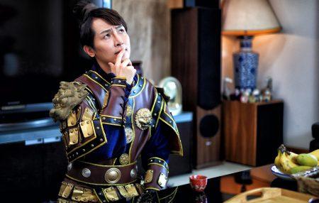 李祐誠飾演古代將軍。