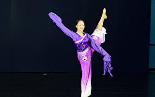 古典舞弘傳統文化 青女選手感恩獲昇華