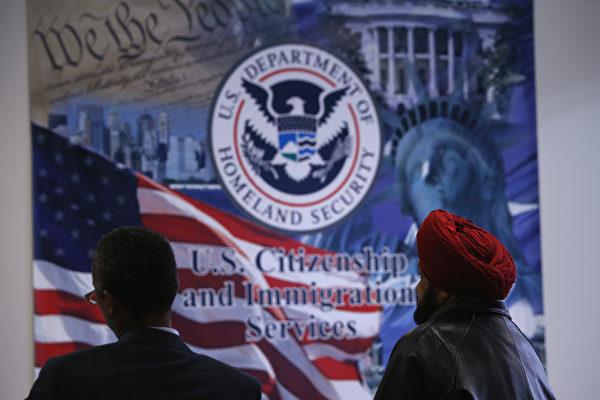 美7月移民排期 中国人绿卡批准EB3退2年多