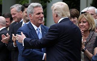 消息:川普周四在佛州会见众院共和党领袖