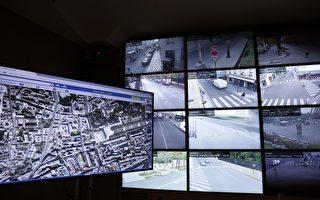美研發的高端攝像機 中共警察為何先用上了