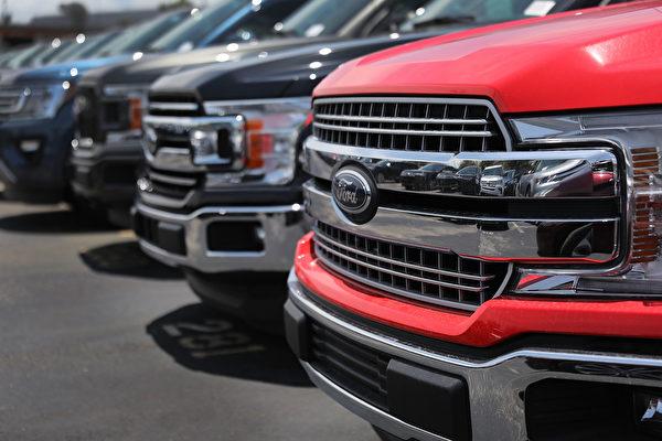 大皮卡配小引擎 美汽車業全面轉向低油耗