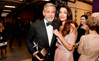 克魯尼獲頒美國電影學會終身成就獎