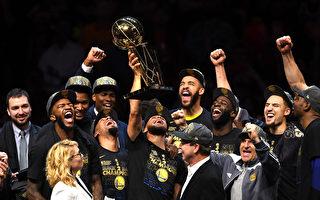 NBA勇士四战横扫骑士  新王朝诞生