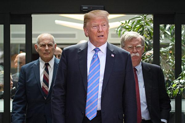 川普發推:美國不支持G7聯合公告