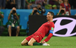 世界杯精彩瞬间集锦:C罗帽子戏法唱主角