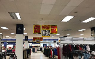 Sears/Kmart大规模关闭  乔州八家躺着中枪