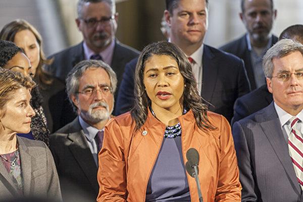 舊金山市長選舉 布里德擴大領先