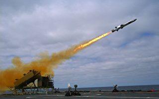 打造未来战船 美海军拟用NSM隐身反舰导弹
