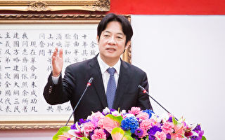 台湾更新警察设备  赖揆拍板13.9亿支应