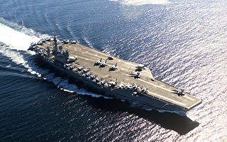 美官员:伊朗发射导弹 坠落在一商船附近