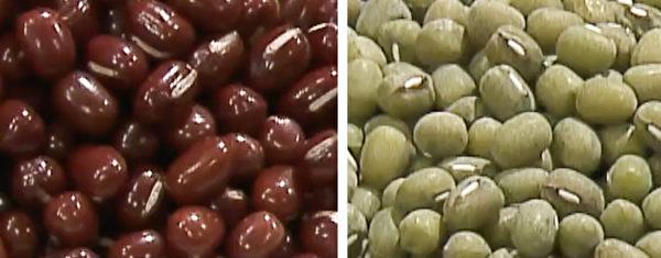 红豆更偏向养心的作用,而绿豆更偏重清凉退火。(谈古论今话中医提供)