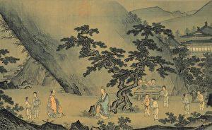 【征文】刘晓:传统文化中对修炼人的敬重