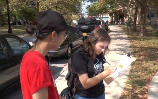 纽约高中生登记选民 破一万人