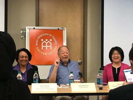 法拉盛历史学家Jack Eichenbaum讲述历史上影响法拉盛发展进程的四件事。