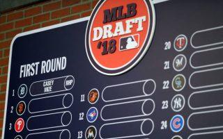 MLB选秀 右投米泽喜获状元