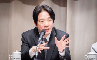 賴清德:台灣沒有缺電問題 是剩不夠多