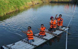 暑假玩湿地 亲子共学营登场