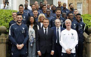 世界盃32強總身價 法國隊居首