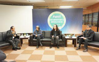 外交部研讨会 邀唐凤分享数位外交策略