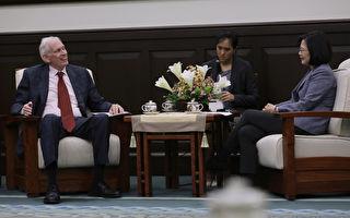 中共外交打壓 蔡英文:台人感受「美國挺你」