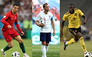 凯恩、C罗、卢卡库 谁是本届杯赛最佳射手?